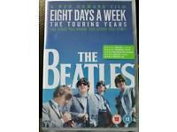 BEATLES (EIGHT DAYS A WEEK) DVD