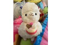 llama plush toy