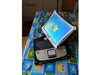 Panasonic Toughbook - Waterproof, drop proof laptop