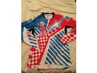 Alpinestars MTB jersey and shorts. £30