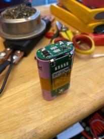 Hope R4 battery pack repair service