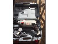 Performance hammer drill