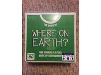 M&S Quiz Cards - Where on Earth?