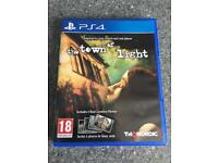 Ps4 game the town of light