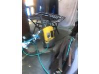 Karcher power washer