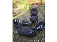 Bugaboo travel set