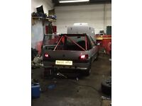I have 2 Peugeot 106s for sale one for parts one on the road