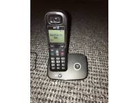 BT cordless phone as new