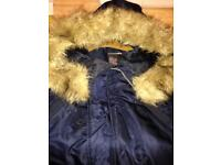 New Unisex Winter Jacket size 16
