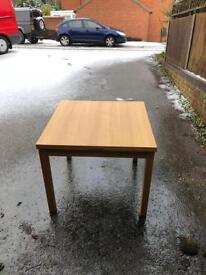Ikea extendable dinning table