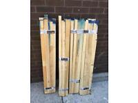 Lime wood bundles