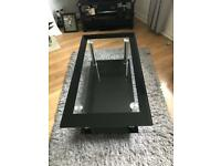Coffee table & tv stand