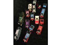 80+Thomas take and play trains plus playsets