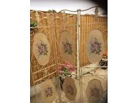 Shabby Chic Room Divider £35 Quick Sale Updated CONTACT NUMBER IN DESCRIPTION