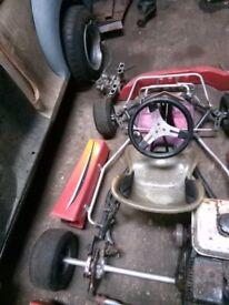 160 cc go Kart