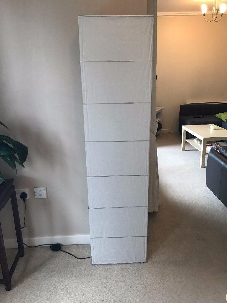 Floor Lamp Rutbo Rectangular White Ikea In Woking