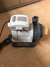Intex Bestway sand filter replacement pump BNIB 1600gph 1/2hp