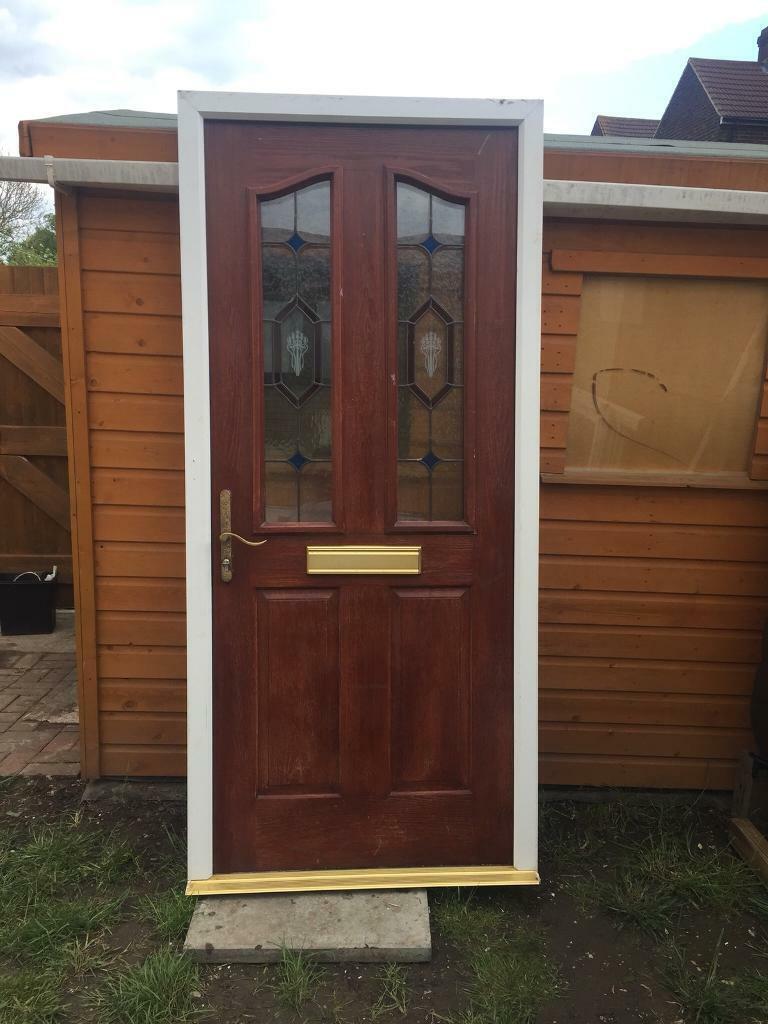 Composite front door porch shed | in Sittingbourne, Kent | Gumtree