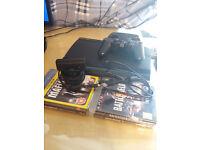 PS3 Super Slim Console, Accessories & Games