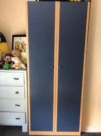 Large tall wardrobe