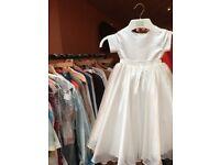 Joblot wedding dresses , footwear , children's dresses , childrens shoes