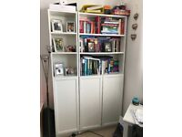 Bookcase - Ikea Billy with Doors
