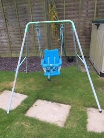Pre-loved baby/toddler swing
