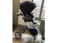 STOKKE XPLORY PUSHCHAIR TRAVEL SET