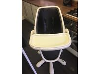 High chair by Mamas and papas Loop