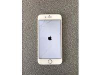 Rose Gold iPhone 6 16gb