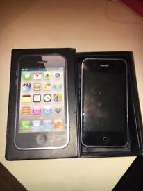 iPhone 3GS new with box #SOLD