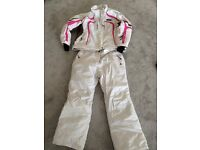 ski jacket & trousers