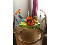 Roarin' Rainforest Jumperoo by Fisher Price