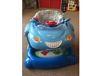 Mothercare 3 in 1 Car Walker