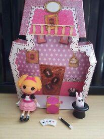 Lala Loopsy la la loopsy Mini World playsets and dolls - complete x 5 sets