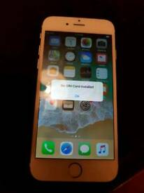 Iphone 6 faulty 16gb and on ee