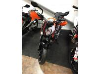 Ktm DukeR 125cc Learner Legal 2016 Immaculate Condition