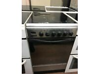 50CM STAINLESS STEEL INDESIT SINGLE CAVITY ELECTRIC COOKER