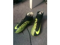 Nike CR7 sock boots this season size 5