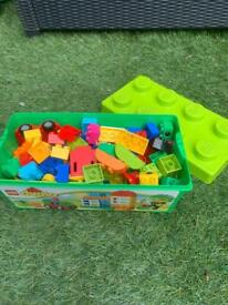 Box of Duplo