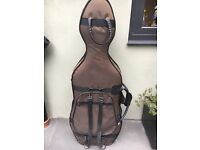 3/4 sized cello case