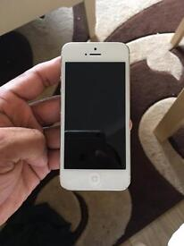 Iphone 5 64gb unlocked to all network. Good condition