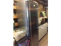 Larder fridge aeg 18months old