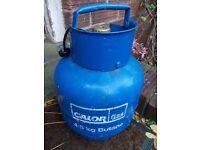 Empty 4.5kg calor gas bottle save on the deposit