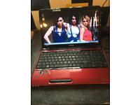 Toshiba Laptop windows 7 webcam 6 gig memory