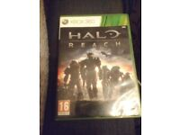 Halo Reach for Xbox 360 (also compatable with Xbox one)