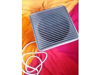 Unused New Honeywell Electric heater fan for sale
