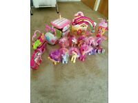 My little pony full set included