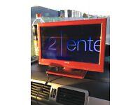 12v or 24v or 240v build in Freeview DVD player tv