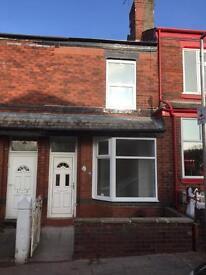 LET AGREED. To let 2 bed terrace. Dona street, offerton.